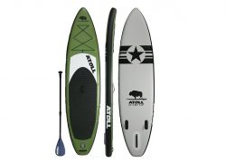 Atoll Inflatable Stand up Paddle Board Review
