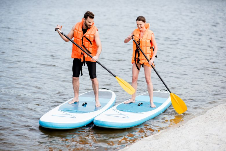 General Tips for Paddle Boarding Rookies