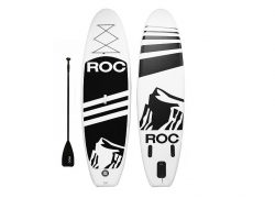 Inflatable Stand Up Paddle Board by Roc Paddleboards Review