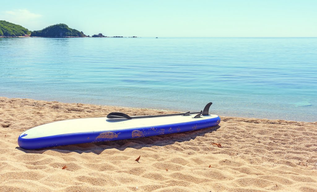 Inflatable SUP Size and Stability