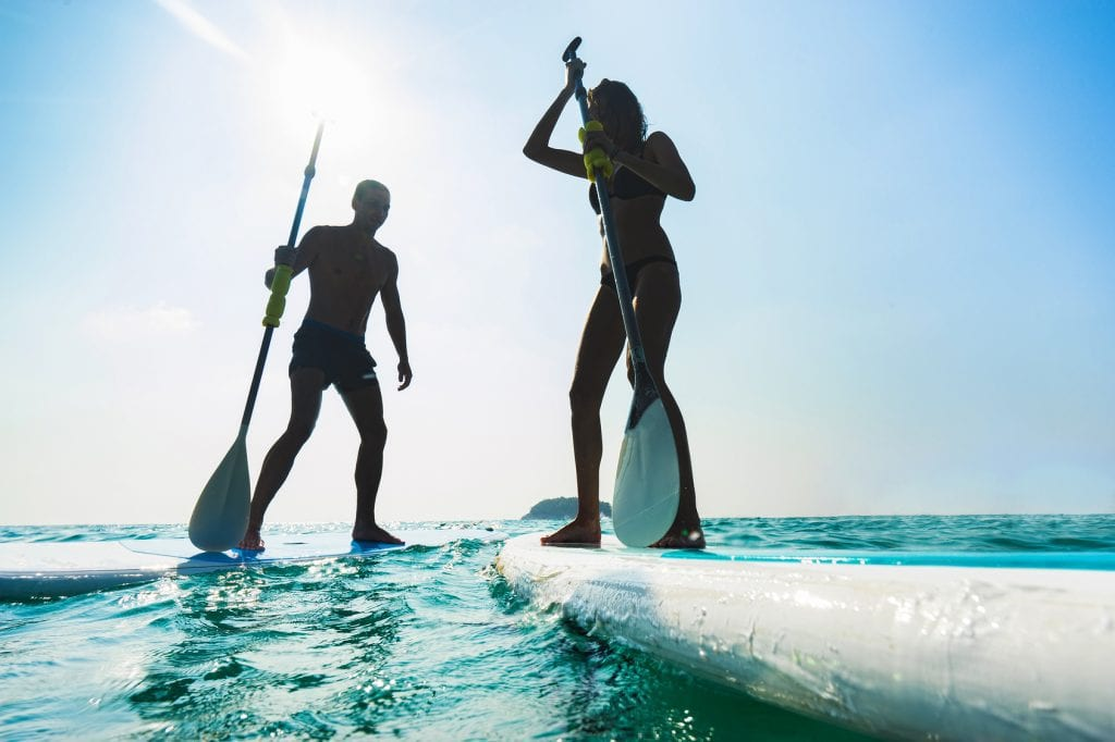Getting Back on Your SUP