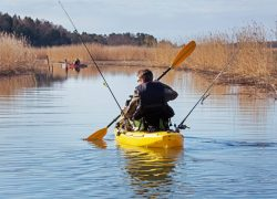 Kayak Fishing Tips for Your First Angling Adventure
