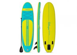 Retrospec Weekender 10′ Inflatable Stand Up Paddleboard Review