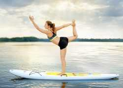Stand Up Paddle Board Yoga – A Detailed Guide