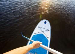 How to Paddle Straight on a SUP