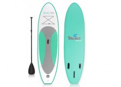 Serene Life Inflatable Stand Up Paddle Board Review