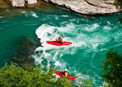 Top 10 Whitewater Kayaking Destinations in North America